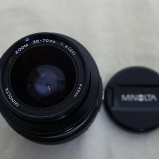中古 MINOLTA AF35-70mm F/3.5-5.6 A...
