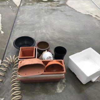 植木鉢、プランター
