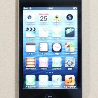 APPLE ipod touch 第4世代 ブラック MC540...