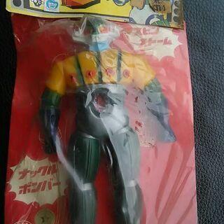 タカラ鋼鉄ジーグ人形初期版新品未開封超レア物