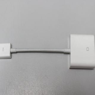 アップル Apple 純正 HDMI-DVI 変換ケーブル アダ...