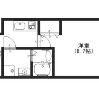 やっと空きました♫犬猫可能♫敷金礼金なし♫人気神戸駅まで10分♫...
