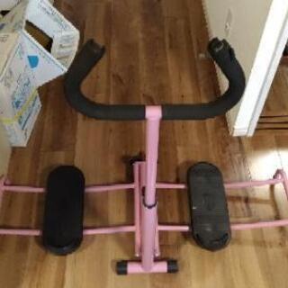 ダイエット運動の器具