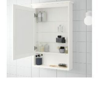 IKEA イケア ミラーキャビネット 新品