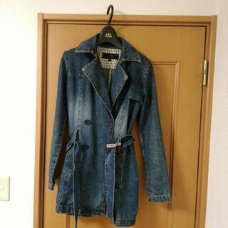 JUICY COUTURE JEANSデニムジャケット