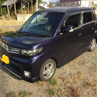 ホンダ ゼスト スパーク H21年 126000k 紫2WD車検...