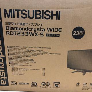 三菱電機 液晶ディスプレイ RDT233WX-S 23インチ