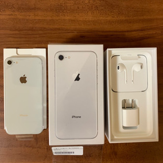 【完品】iPhone 8 Gold/Silver 64GB SI...