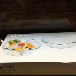 笹小鉢2枚セット