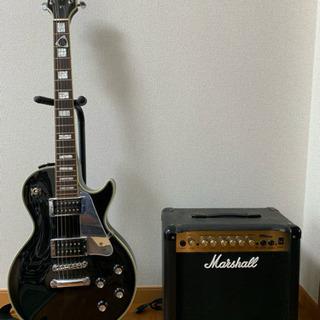 grass roots ギター Marshall アンプ BELDEN シールドの画像