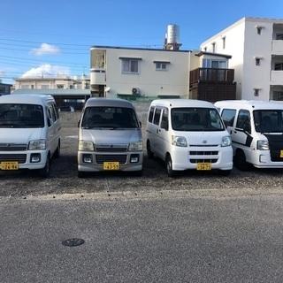 軽バス3兄弟 13年式から22年式 各19万円