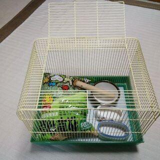 小鳥、小動物用ケージ、小物