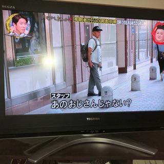 テレビセット 32型録画内蔵REGZA テレビ台 アンテナ線