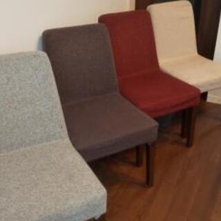 椅子4脚 (再投稿)