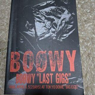 BOOWY 初版本* 楽譜 バンド用