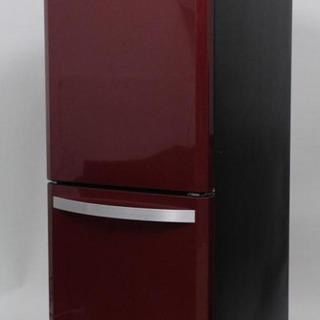 Haier 赤 冷蔵庫 2ドアタイプ