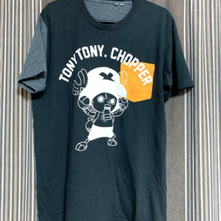ONE PIECE チョッパー ラパーン 半袖Tシャツ ポ…