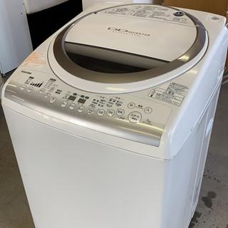 東芝 乾燥付き洗濯機 7.0kg 2013年