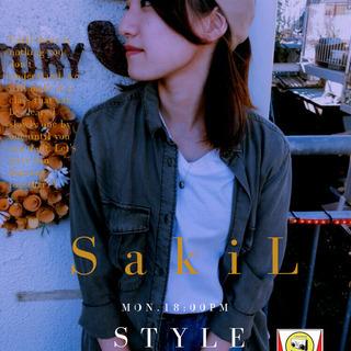 月曜18時『STYLE HIPHOP (SakiL(サキエル)先...