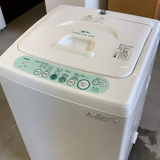 東芝 洗濯機 4.2kg 2010年