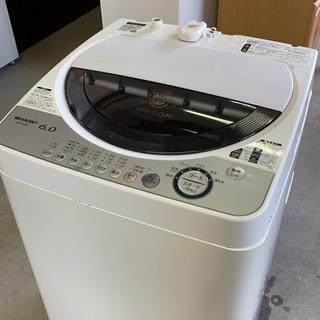 SHARP 洗濯機 6.0kg 2006年