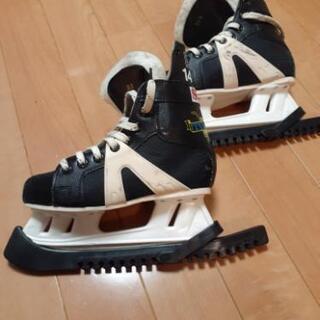 アイスホッケー靴3