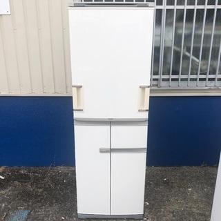 【配送無料】SHARP 365L 両開き冷蔵庫 SJ-PV37H