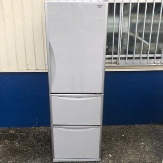 日立 365L 3ドア冷蔵庫 2013年製 R-S370DMV