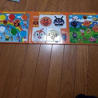 アンパンマンの知育いっぱいパズル