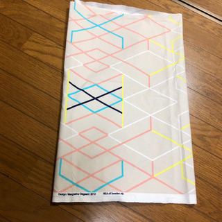 IKEAの布☆ファブリック