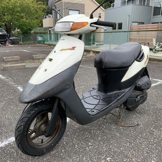 スズキ レッツ2 50 cc 原付 スクーター 2スト 実動