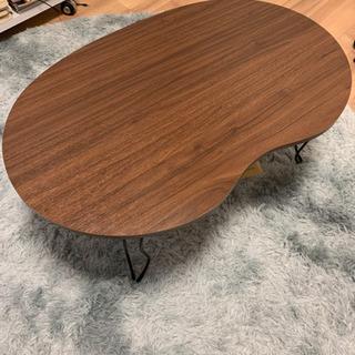新品!木製テーブル