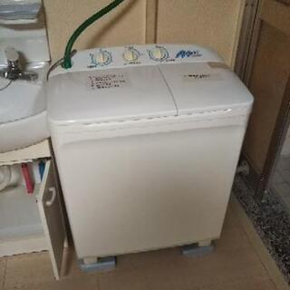 【急募】2曹式 洗濯機+脱水機 中古 2010年製