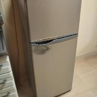 【引き取り者 決定】2ドア 冷蔵庫+冷凍庫 SHARP 2012年製