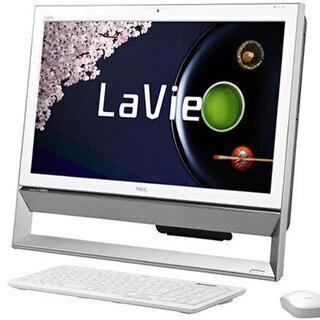 NEC Lavie 21.5インチ★デスクトップ一体型PC