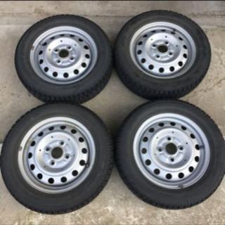 トーヨー GARIT G4 スタッドレスタイヤ