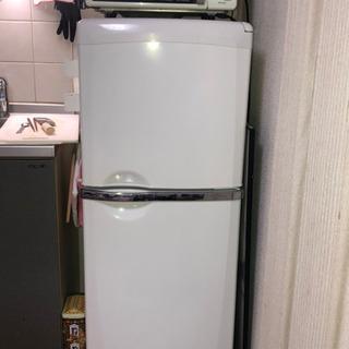 一人暮らし用冷蔵庫 2ドア