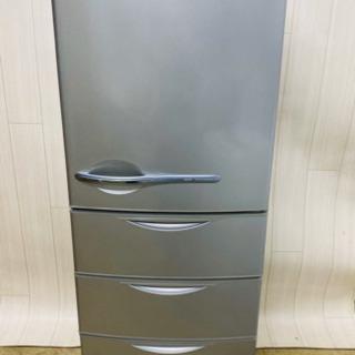 348番 SANYO ✨ノンフロン冷凍冷蔵庫❄️SR-361U(...