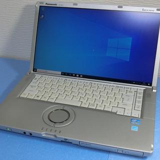 大画面 レッツノート CF-B11 i5 4GB HDD320G...