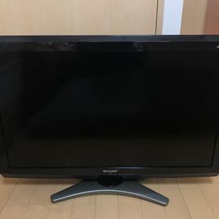シャープ 32V型 液晶 テレビ AQUOS LC-32E7 ハ...