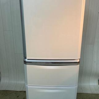 352番 MITSUBISHI✨三菱ノンフロン冷凍冷蔵庫❄️ M...