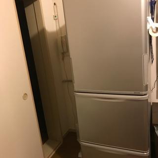2019年購入SHARP3ドア冷蔵庫どっちでもドア