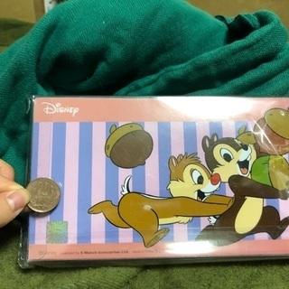 ディズニー 長財布 チップとデール Disney chip'n'...
