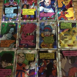 駄菓子屋カード ドラゴンボール キラカード