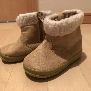 新品 未使用 15cm ブーツ