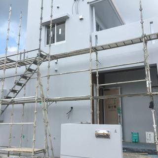 【沖縄内装】新築外壁塗装