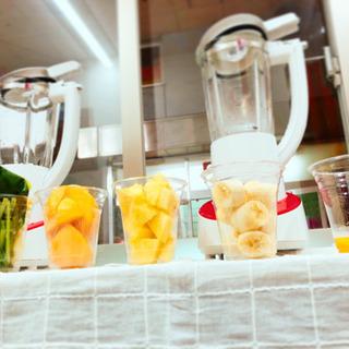 【寮付き・週払い可】大田市場内で果物に囲まれてジュース作り🍹