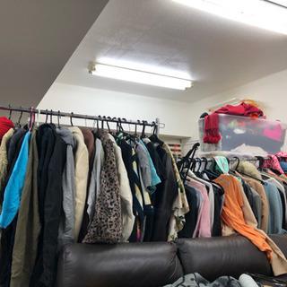 レディースの衣類を大量に購入してくれる方募集