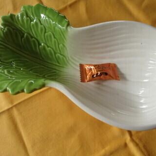 白菜形の器