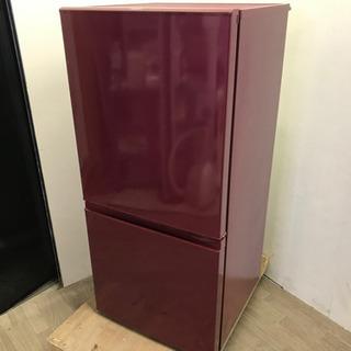 ☆112994 アクア 2ドア冷蔵庫 16年製☆